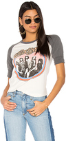 Junk Food Clothing Aerosmith Tee in Ivory. - size M (also in S)