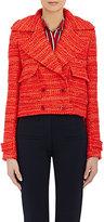 Altuzarra Women's Tweed Double-Breasted Newport Jacket-RED