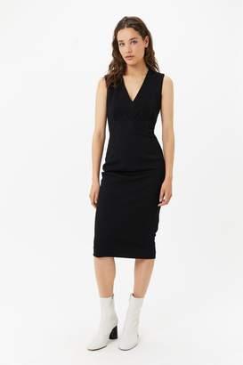 Coast V-Neck Midi Dress