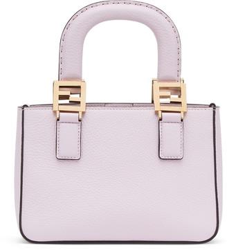 Fendi Micro Leather Top Handle Bag