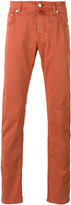 Jacob Cohen straight cut chinos - men - Cotton/Spandex/Elastane - 31