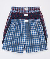 Tommy Hilfiger Woven Boxer 3-Pack