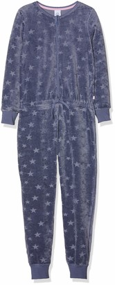Sanetta Girls' Jumpsuit Long Onesie