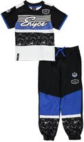 "Enyce Big Boys' ""Marble Panel"" 2-Piece Outfit"