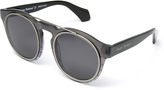 Vivienne Westwood Overstructured Sunglasses Grey VW934S01