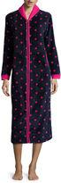 Asstd National Brand Comfort & Co Zip Front Robe
