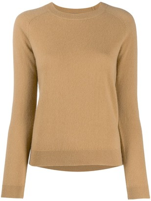 Majestic Filatures Long-Sleeved Cashmere Jumper