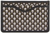 Alexander Mcqueen Skull-print Card Holder