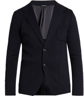 Dolce & Gabbana Notch-lapel wool blazer