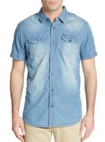 Buffalo David Bitton Sathis Denim Sportshirt