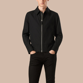 Burberry Cotton Gabardine Jacket