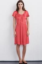 Laurela Satin Dress