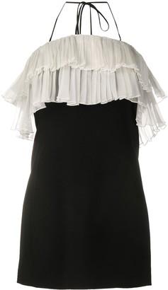 Alexis Bani layered mini dress