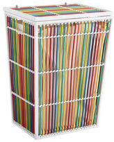 Pier 1 Imports Willow Rainbow Laundry Hamper