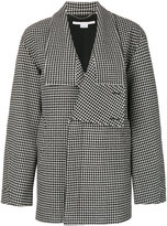 Stella McCartney oversized patterned jacket