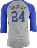 Majestic Men's Ken Griffey, Jr Seattle Mariners Coop Player Entry Raglan T-Shirt