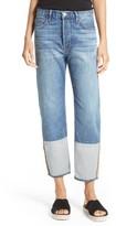 Frame Women's Le Original Reverse Cuff Jeans