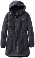 L.L. Bean L.L.Bean Women's Mountain Pile Fleece Coat