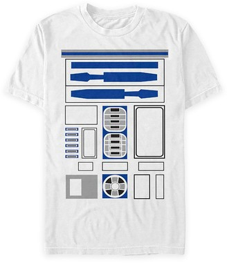 Disney R2-D2 Costume T-Shirt for Adults