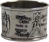 One Kings Lane Vintage Old King Cole Sterling Napkin Ring