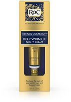 Roc Retinol Correxion Deep Wrinkle Night Cream, 1 Oz