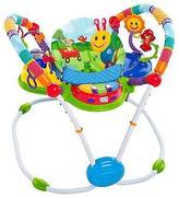 Baby Einstein Baby Einstein; Neighborhood Friends Activity Jumper;