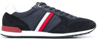 Tommy Hilfiger Stripe Low-Top Sneakers