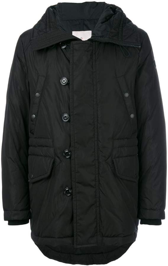 Moncler classic fitted jacket