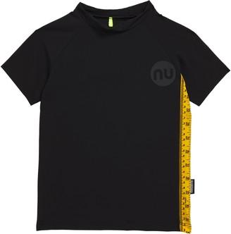 Nununu Measuring Band Short Sleeve Rashguard