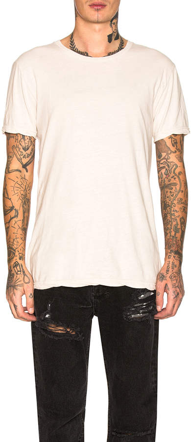 Ksubi Sioux Tee in Putty | FWRD
