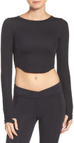 Free People Time Out Crop Top