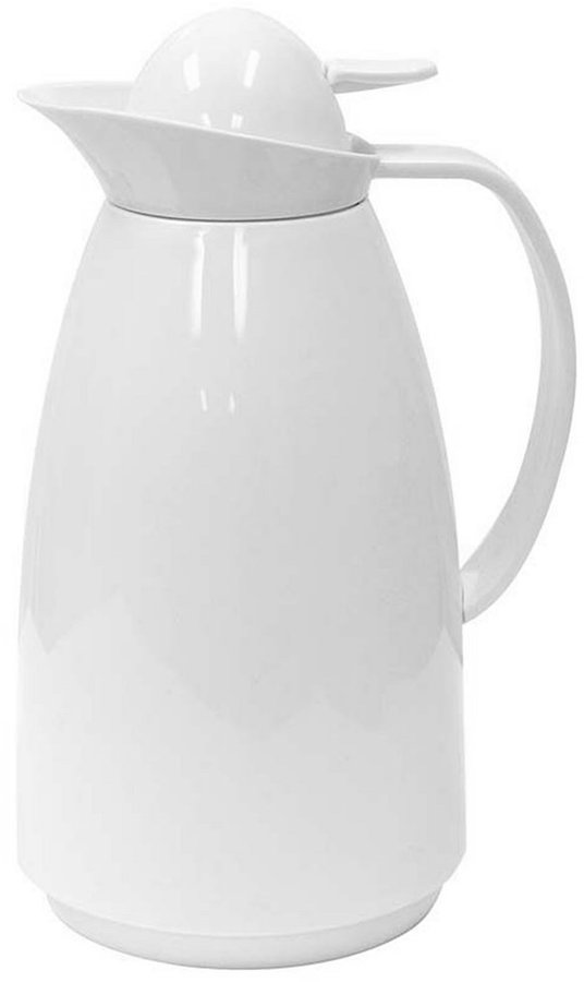 """""""Primula White 1L Coffee Carafe with Glass Lining"""""""