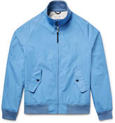 GoldenBear Golden Bear - Poplin Bomber Jacket - Light blue