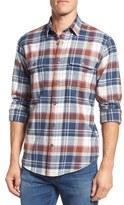 James Campbell Regular Fit Check Sport Shirt