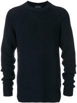 Yohji Yamamoto crew neck sweater