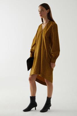Cos A-Line Cotton Dress