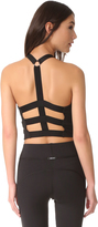 Michi Matrix Bustier Top