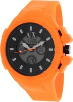 Armani Exchange A|X Men's AX1286 Silicone Quartz Watch