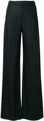 Emanuel Ungaro Pre Owned 1970's Flared Trousers