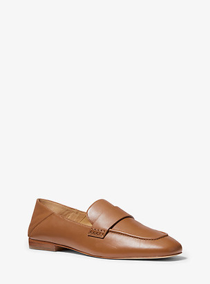 Michael Kors Emory Leather Loafer