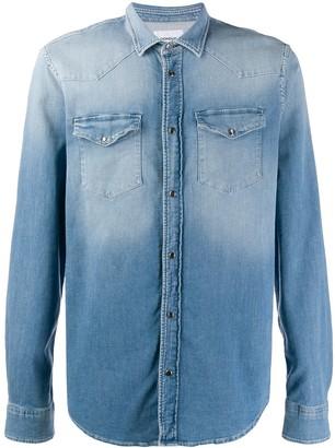 Dondup long-sleeve denim shirt