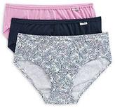 Jockey Three-Pack Elance Bikini Briefs
