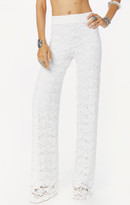 Nightcap Clothing dixie lace high waist trouser