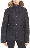 Burton Women's Traverse Waterproof Jacket With Faux Fur Trim