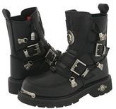 Harley-Davidson Distortion (Black) Men's Boots