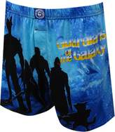 Briefly Stated Marvel Comics Guardians Of The Galaxy Boxer Shorts for men