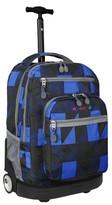 "J World JWorld 20"" Sundance Rolling Backpack with Laptop Sleeve"