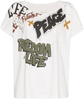 Faith Connexion Freedom Life Peace T Shirt