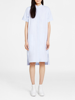 DKNY Pure Button Thru Shirt Dress