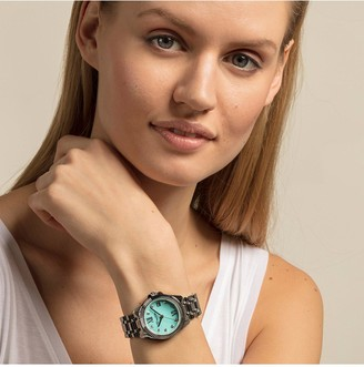 Thomas Sabo Divine Turquoise Dial Stainless Steel Ladies Watch